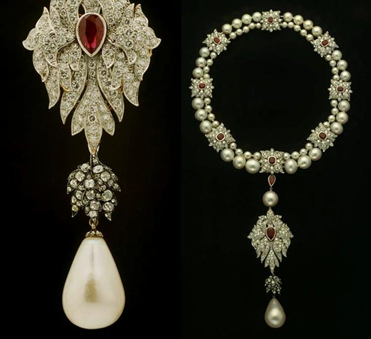 Celebrating June's Official Birthstone with Hollywood's Most Legendary Pearl – La Peregrina