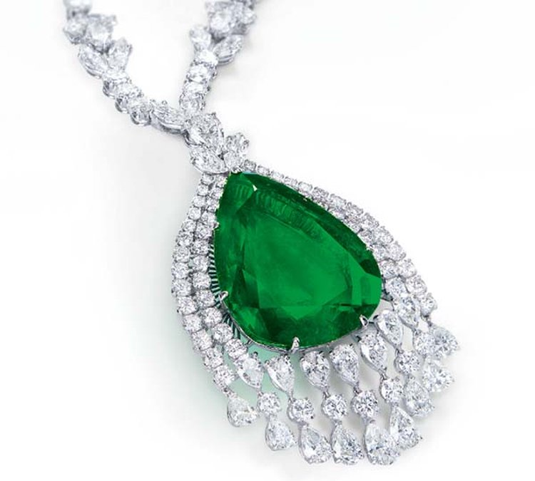 bd0460cabcc 75.61-Carat Emerald Once Worn by Catherine the Great Is Up for Sale at  Christie's