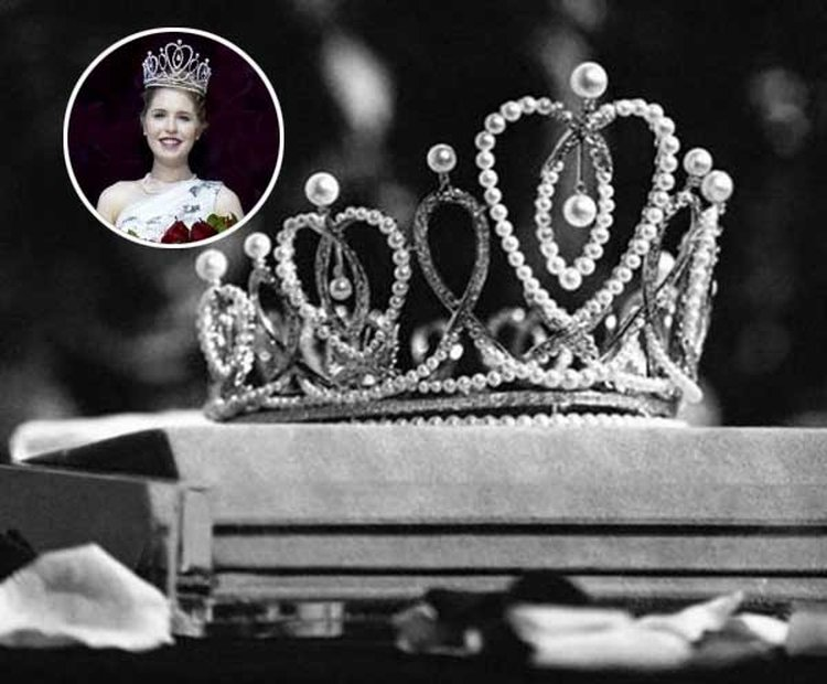 Newest Tournament of Roses Queen Wears Crown Adorned With 600 Akoya Pearls